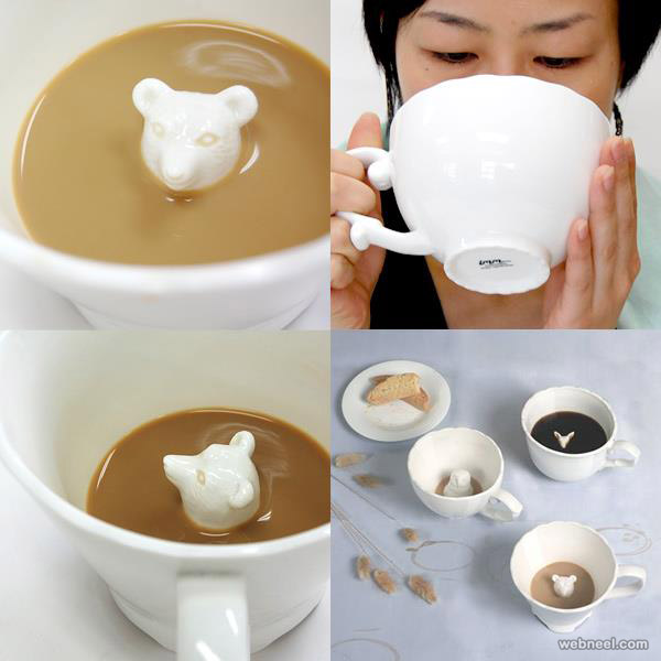 Coffee Cup Design Ideas