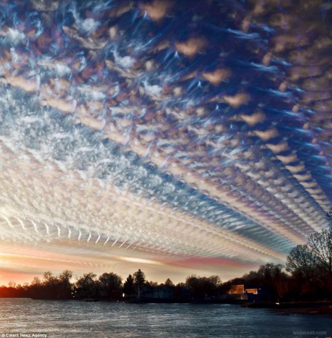 time lapse sky clouds