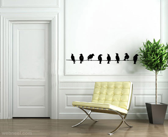 Wall Design Simple : Beautiful wall art ideas and diy paintings for