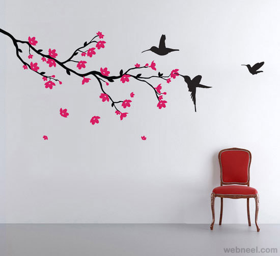 Painting Wall Ideas 30 beautiful wall art ideas and diy wall paintings for your