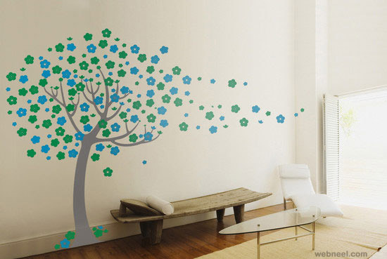 wall painting design. wall painting ideas 30 Beautiful Wall Art Ideas and DIY Paintings for your inspiration