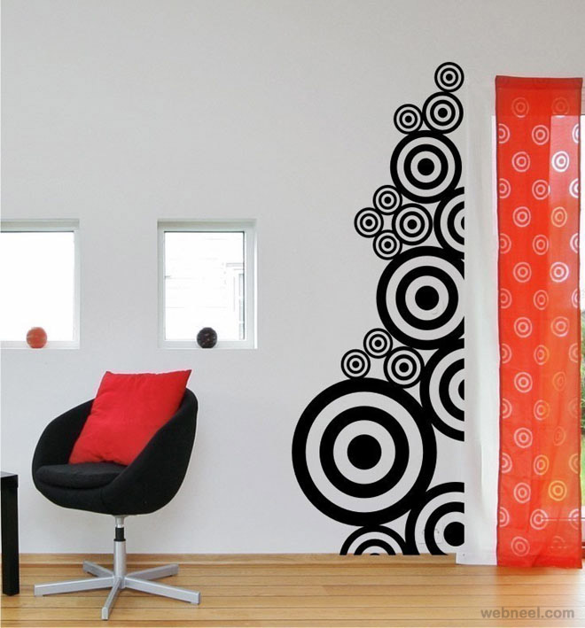 creative wall art ideas wall art - Wall Painting Design Ideas