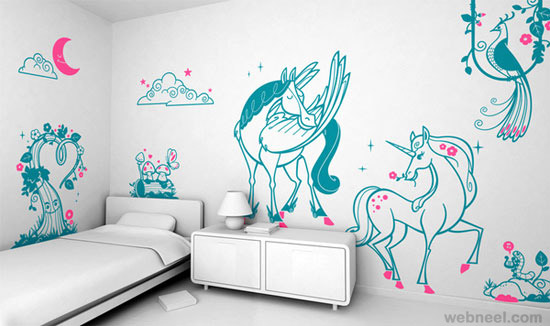 wall art for kids