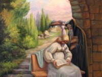 8-oleg-shuplyak-illusion-painting-charles-darwin