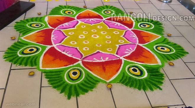 best rangoli designs diwali