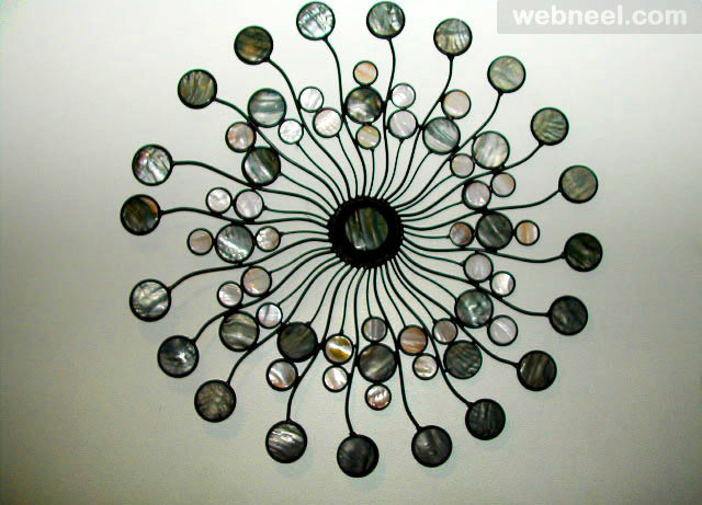 wall sculpture art