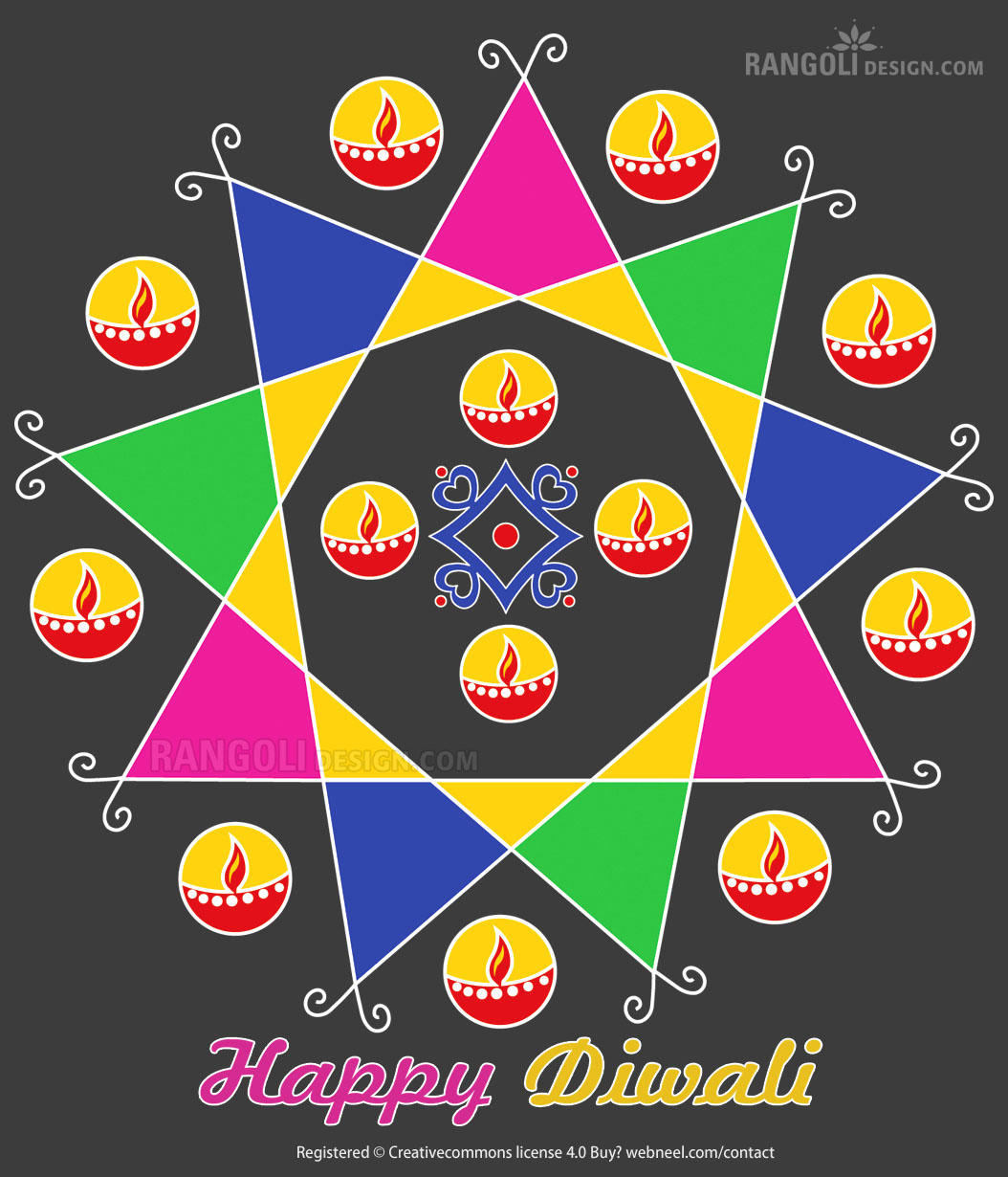 rangoli designs wallpaper stars - photo #32