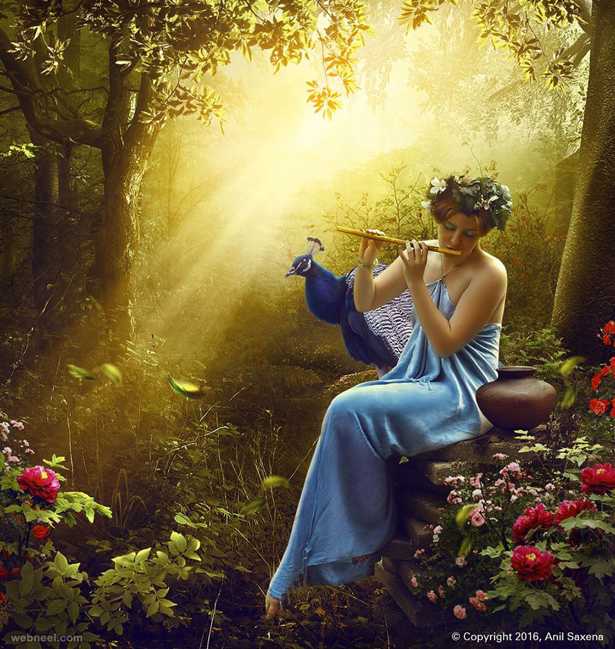 fantasy photoshop photo manipulation by anil saxena