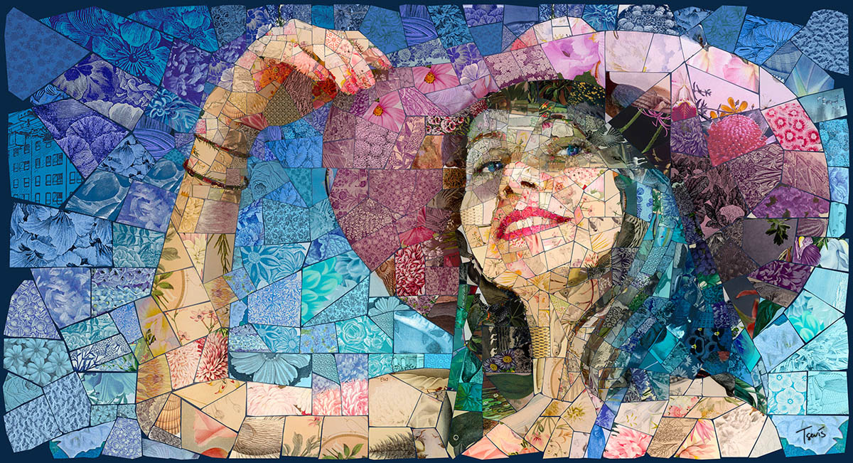 digital art aphrodite by charis tsevis