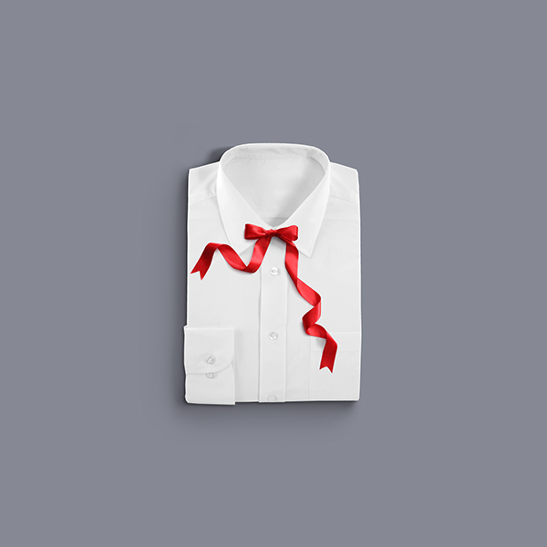 shirt ribbon montage photoshop by mohamed el nagdy