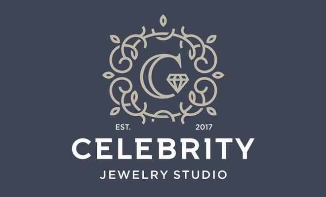 logo design diamond jewelry studio