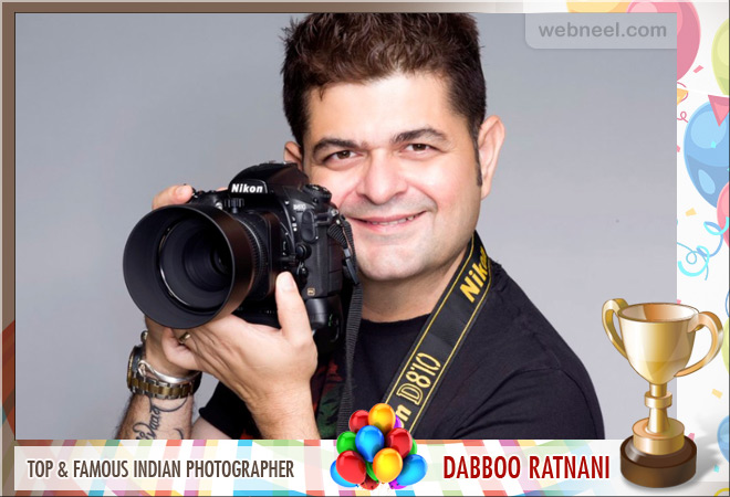 famous indian photographer dabboo ratnani