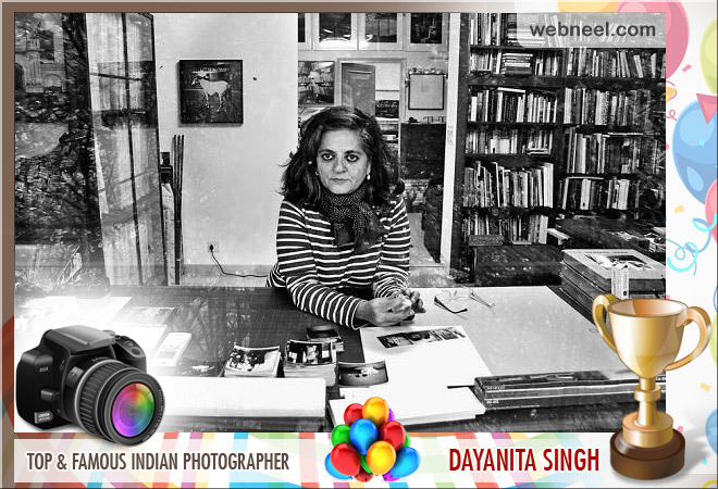 famous indian photographer dayanita singh