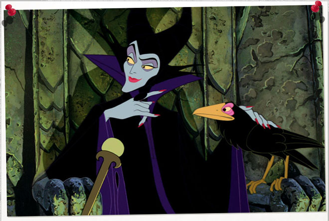 Maleficent Best Animation Movie Character Sleeping Beauty