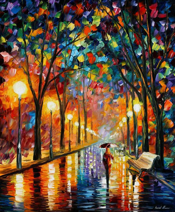 leonid afremov color (28)