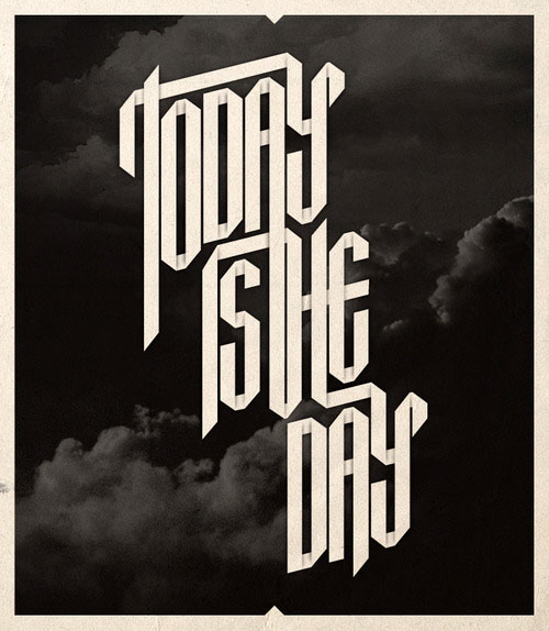 best typographic design