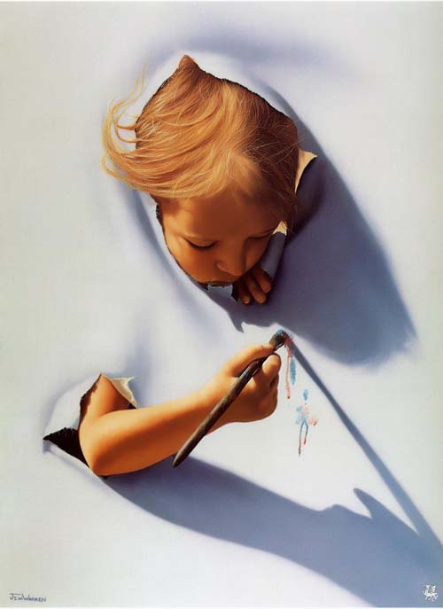 25 Mind Blowing And Surreal Paintings By Jim Warren