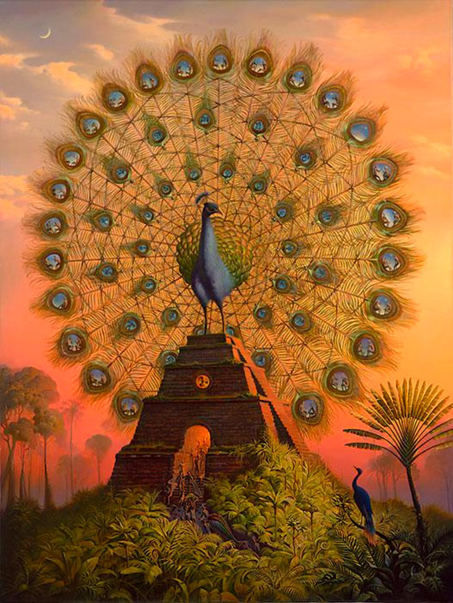 surreal painting vladimir kush (7)