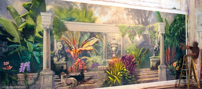 Wall Mural Paintings ...