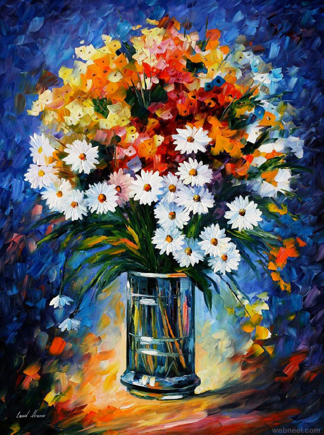 40 beautiful and realistic flower paintings for your inspiration flower paintings flower paintings flower paintings flower paintings mightylinksfo