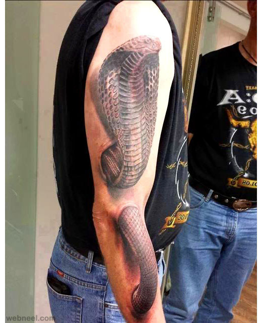 tattoo arm