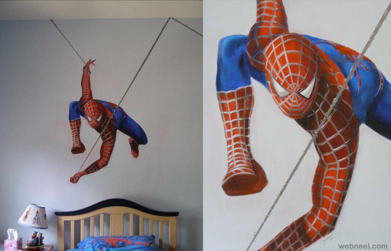 kids wall murals