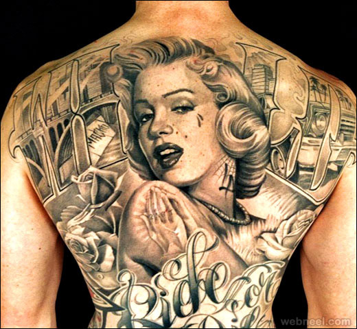 60 beautiful tattoo designs and tattoo art ideas for your for Beautiful body tattoo