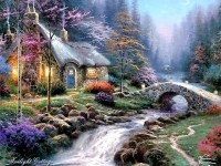 5-christmas-paintings-by-thomas-kinkade