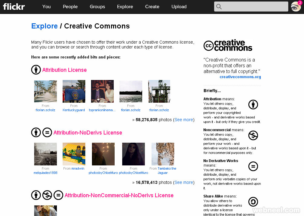 free stock photos flickr creative commons