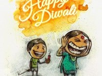 14-diwali-greeting-cards-illustration-by-satishgangaiah