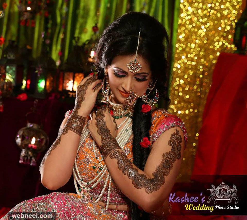bridal mehndi designs by kashee
