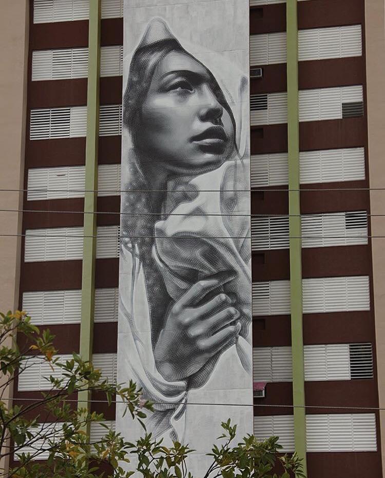 beautiful street art by elmac