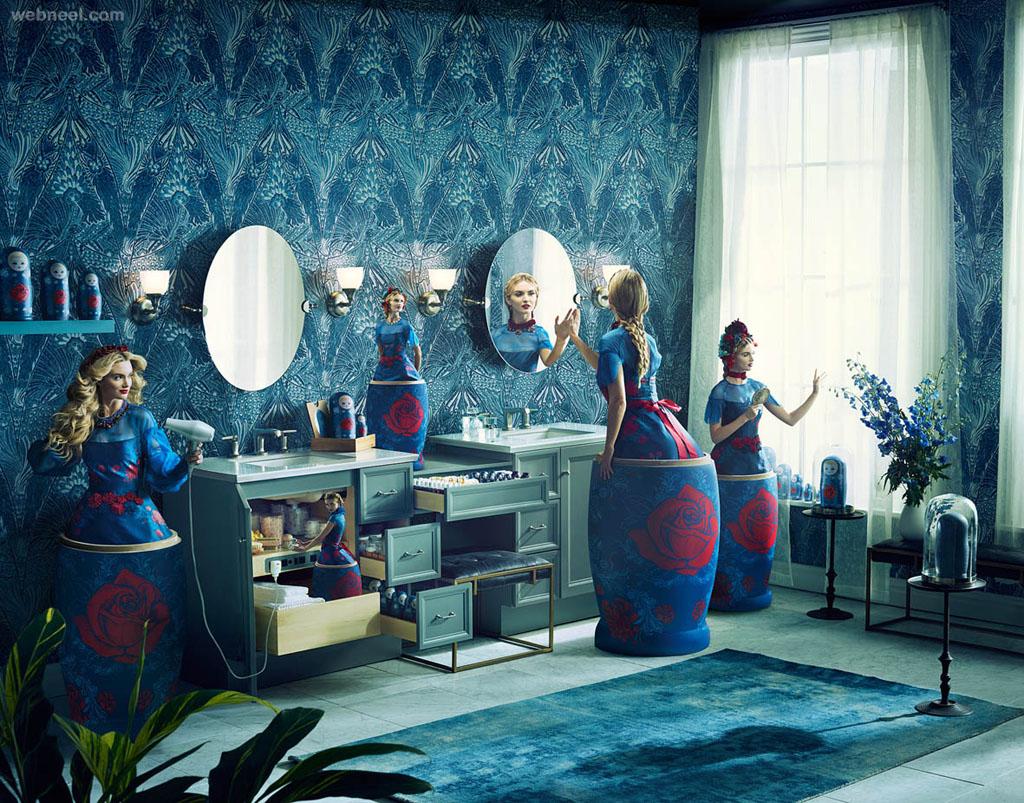 russian dolls by famous photographer erik almas