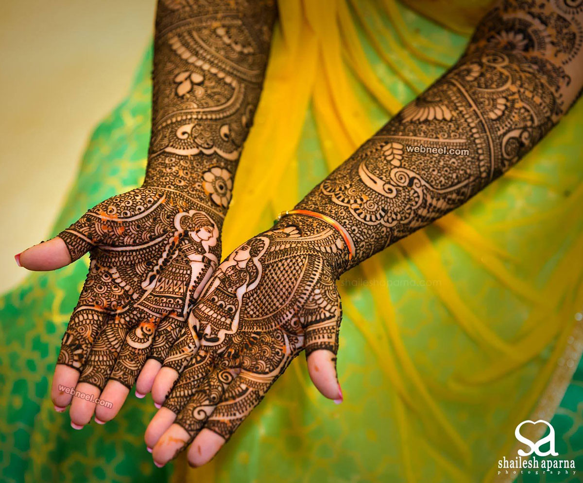 mehndi design photo