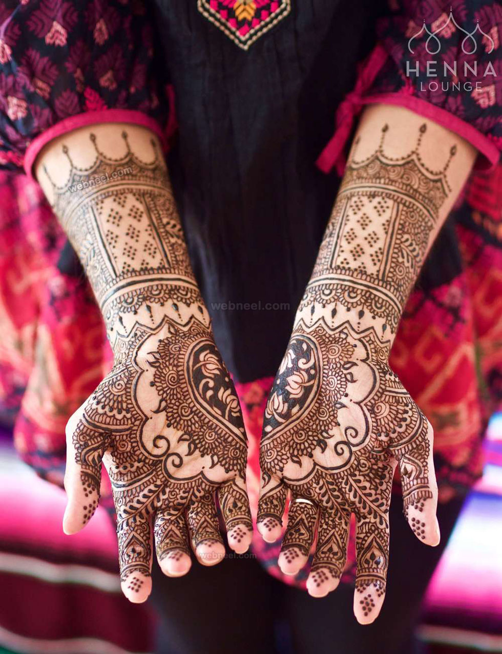 60 beautiful and easy henna mehndi designs for every occasion. Black Bedroom Furniture Sets. Home Design Ideas