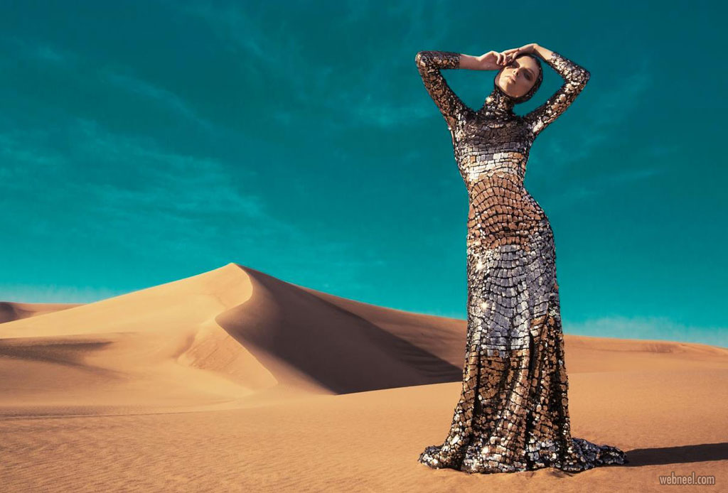 creative fashion photography by lindsay adler