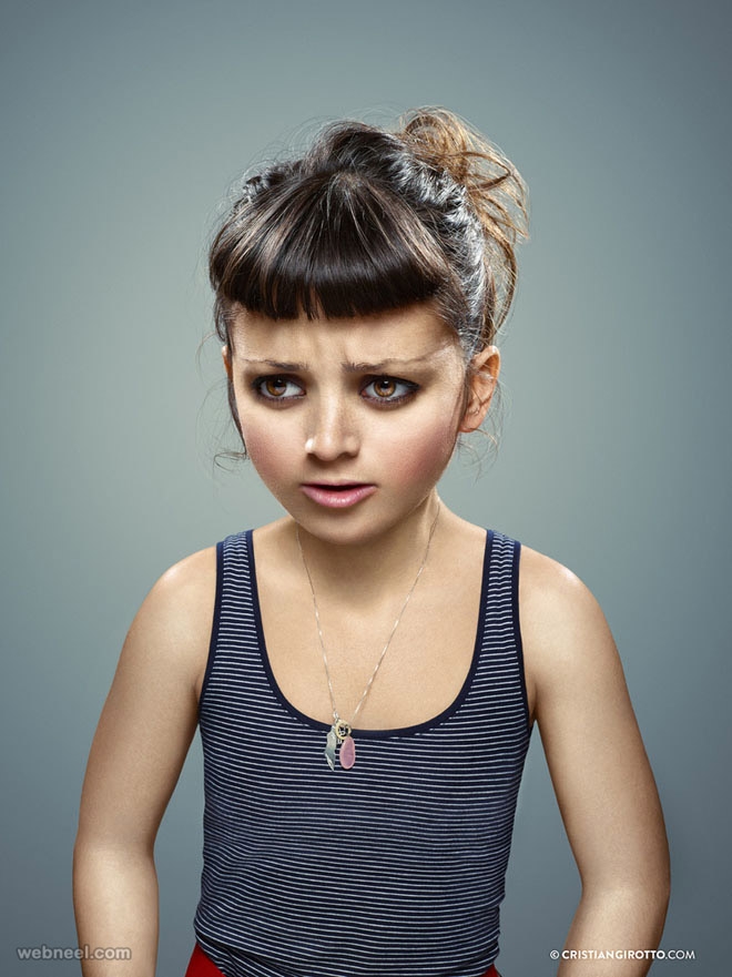 child manipulation best photography retouching
