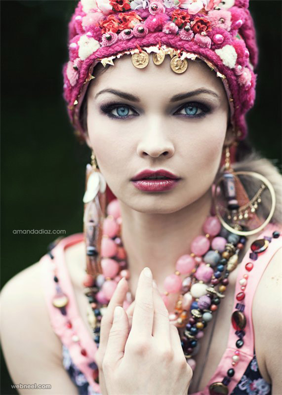Beautiful fashion photography
