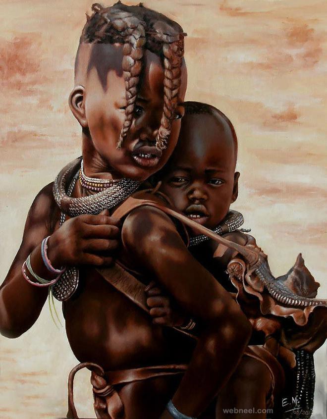 beautiful acrylic painting best