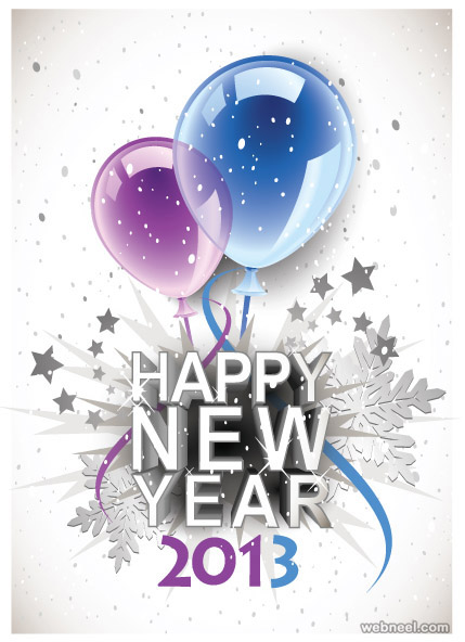 new year greeting card 29