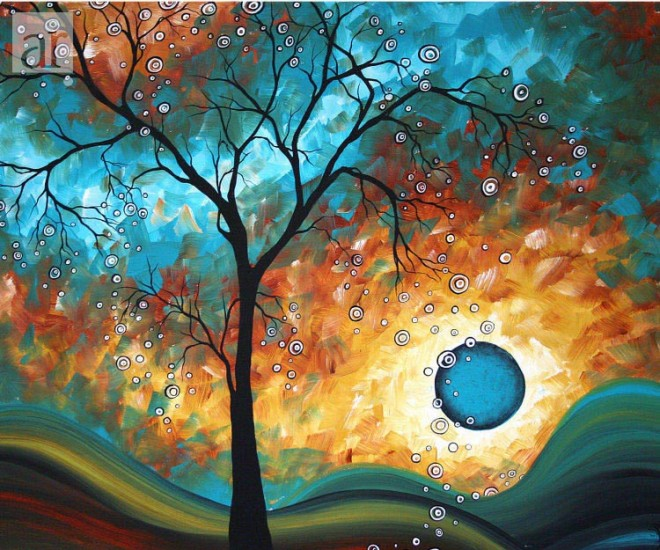 25 Mind blowing Colorful Landscapes by MADART - Ultra ... - photo#4