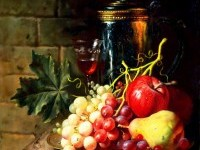 7-oil-painting-grapes