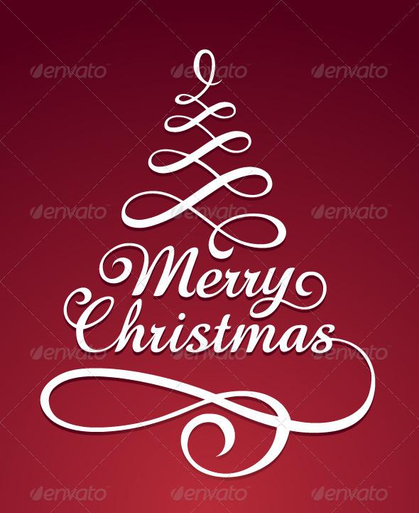christmas typography (11)