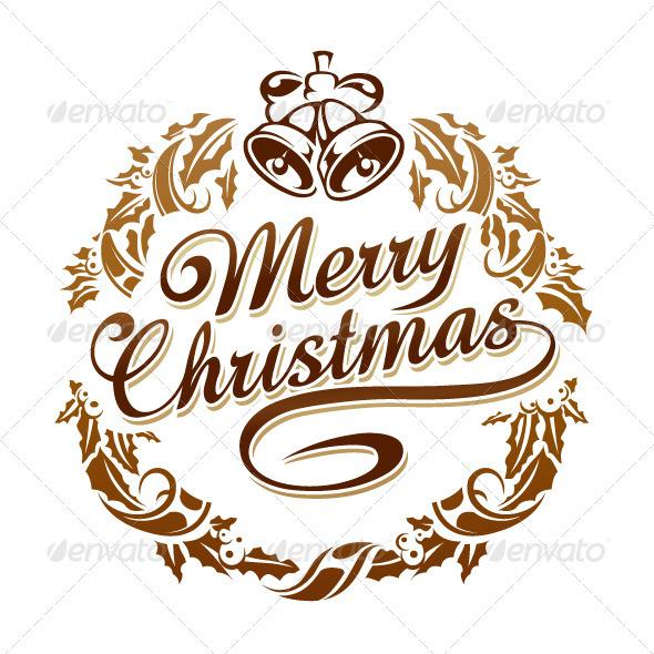 圣诞节印刷术