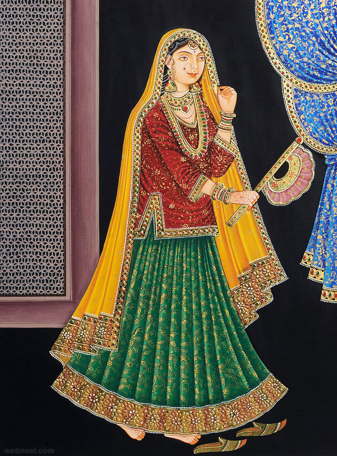 30 beautiful indian mughal paintings for your inspiration mughal paintings mughal paintings mughal paintings sciox Choice Image