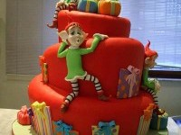 11-christmas-cake-decoration-idea