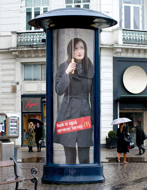 12 creative outdoor advertising