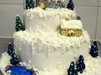 19-christmas-cake-decoration-idea