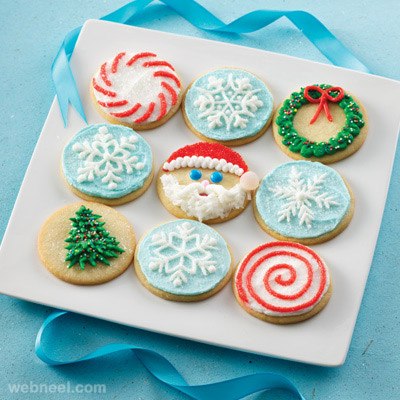 Simple cookie decorating ideas