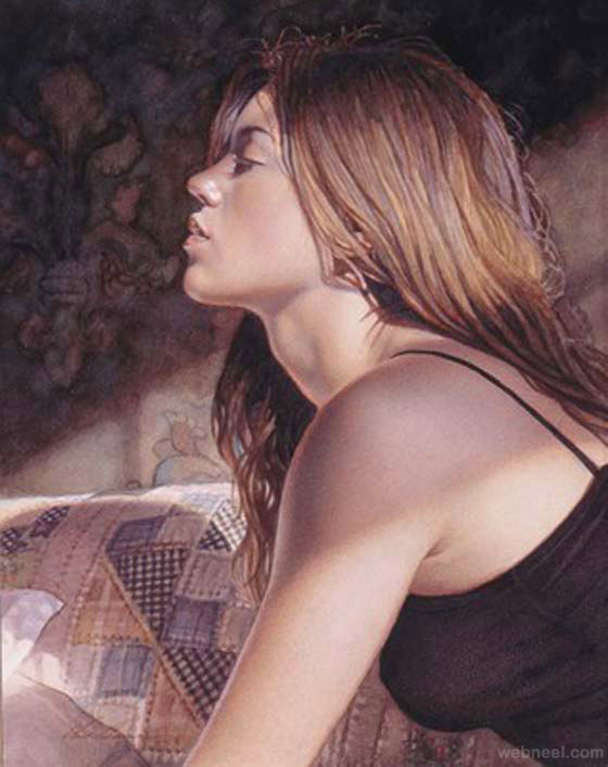 watercolor painting by stevehanks